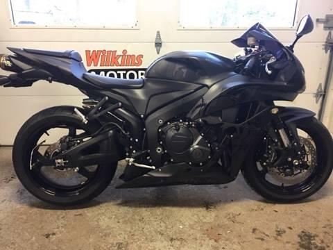 2008 Honda CBR600RR for sale in Brewster, NY