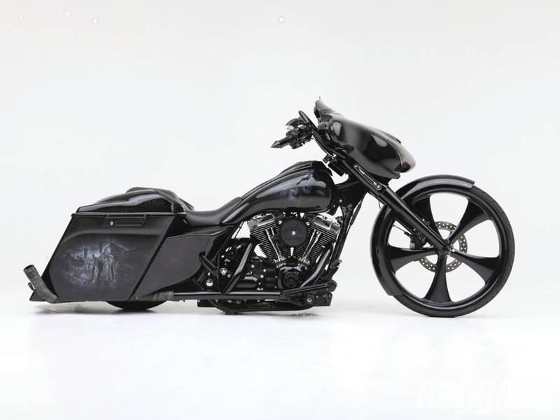 2008 Harley-Davidson Street Glide Bagger