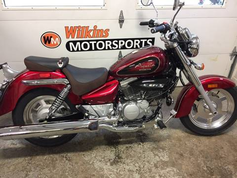 2016 Hyosung GV250 for sale in Brewster, NY