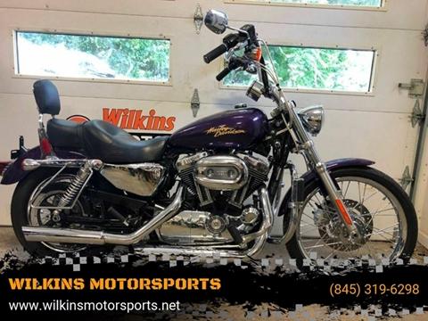 2008 Harley-Davidson Sportster XL1200C