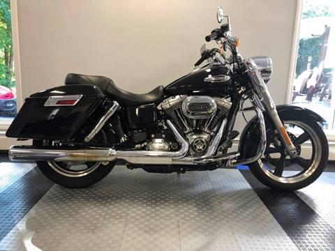 2016 Harley-Davidson Dyna Switchback 103