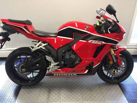 2017 Honda CBR600RR for sale in Patterson, NY
