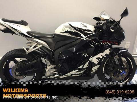 2010 Honda CBR600RR for sale in Brewster, NY