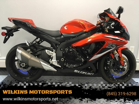 2009 Suzuki GSX-R600 for sale in Brewster, NY