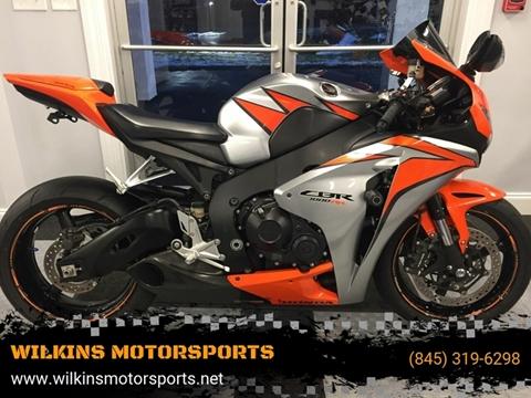 2010 Honda CBR1000RR for sale in Brewster, NY