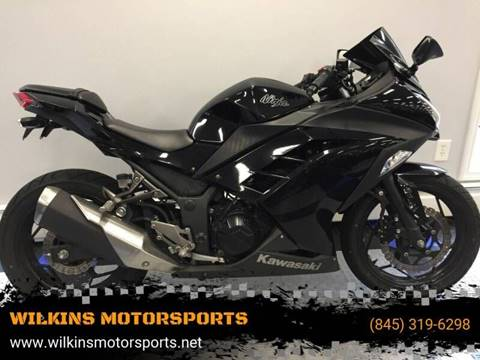 2014 Kawasaki Ninja 300 for sale in Brewster, NY