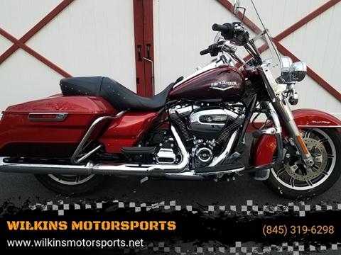 2019 Harley-Davidson Road King for sale at WILKINS MOTORSPORTS in Brewster NY