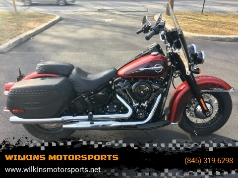 2019 Harley-Davidson Heritage Classic for sale at WILKINS MOTORSPORTS in Brewster NY