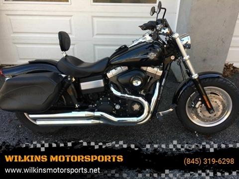 2009 Harley-Davidson Fat Bob