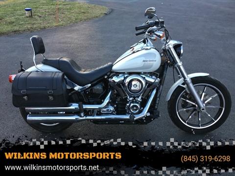 2018 Harley-Davidson Dyna Low Rider