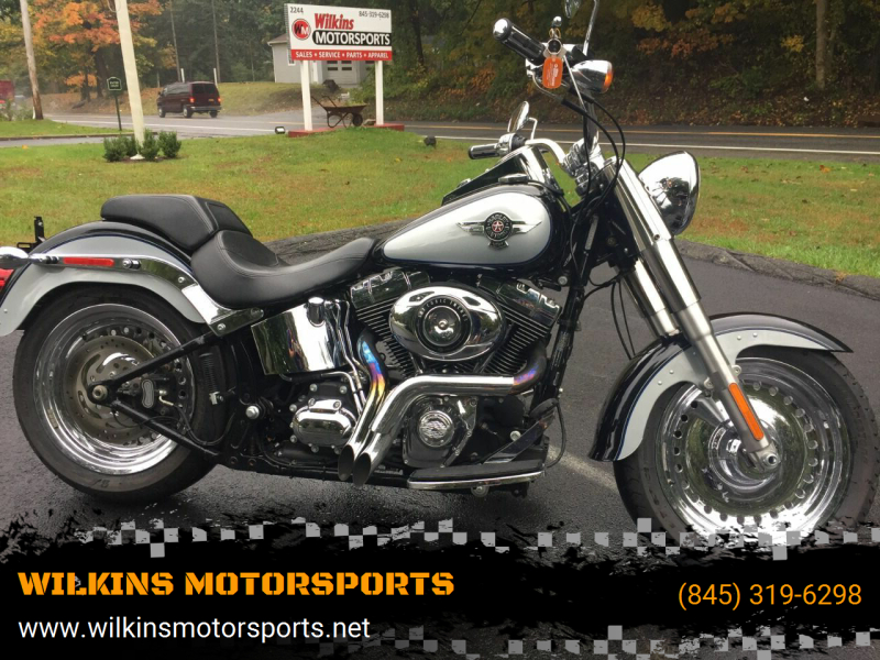2014 Harley-Davidson Fat Boy