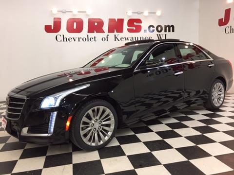 2015 Cadillac CTS for sale in Kewaunee, WI