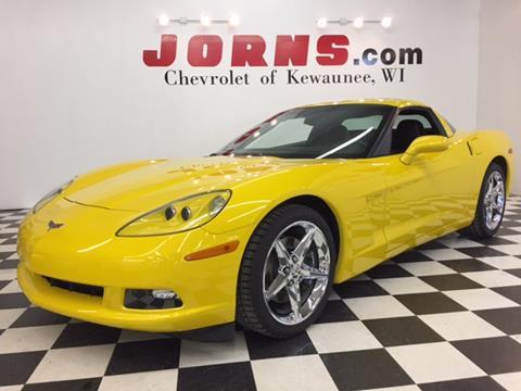 2013 Chevrolet Corvette for sale in Kewaunee, WI
