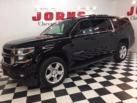 2015 Chevrolet Suburban for sale in Kewaunee, WI