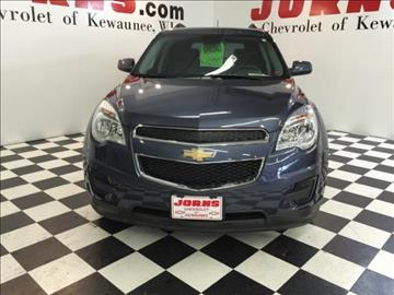 2013 Chevrolet Equinox for sale in Kewaunee, WI