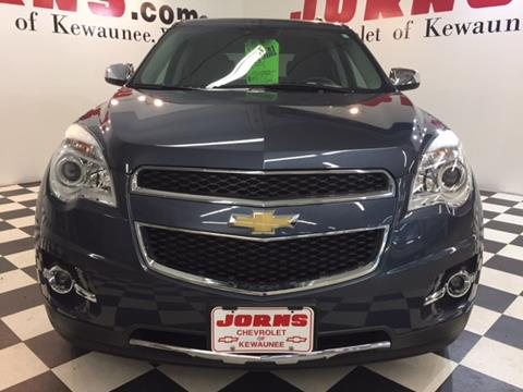 2014 Chevrolet Equinox for sale in Kewaunee, WI