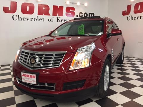 2014 Cadillac SRX for sale in Kewaunee, WI