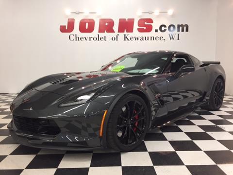 2017 Chevrolet Corvette for sale in Kewaunee, WI