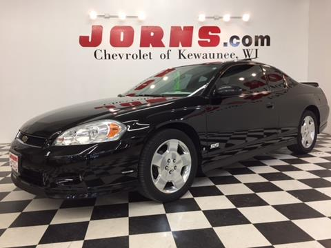 2006 Chevrolet Monte Carlo for sale in Kewaunee, WI