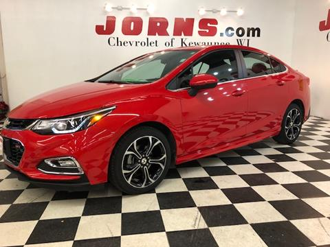 2017 Chevrolet Cruze for sale in Kewaunee, WI