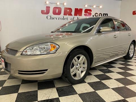 2012 Chevrolet Impala for sale in Kewaunee, WI