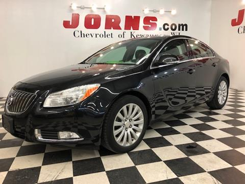 2012 Buick Regal for sale in Kewaunee, WI