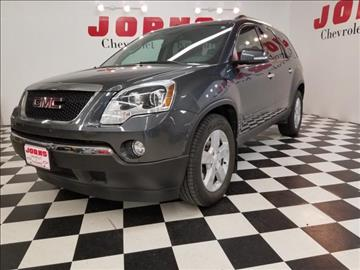 2011 GMC Acadia for sale in Kewaunee, WI