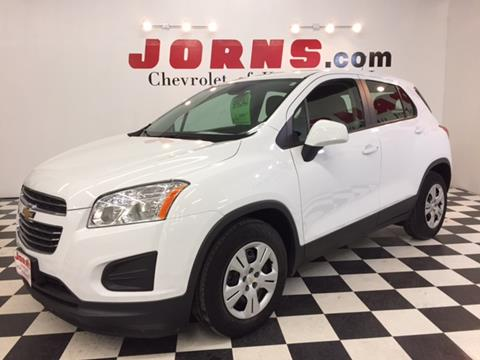 2016 Chevrolet Trax for sale in Kewaunee, WI