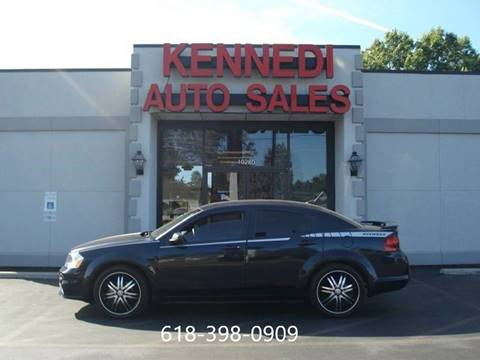 2014 Dodge Avenger for sale in Fairview Heights, IL
