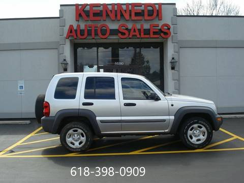 2003 Jeep Liberty for sale in Fairview Heights, IL