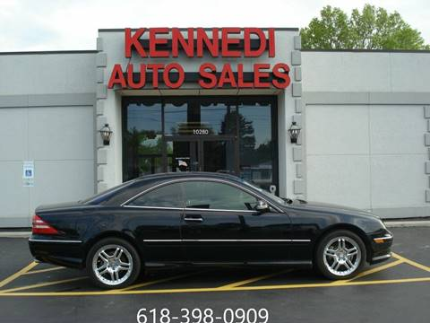 2002 Mercedes-Benz CL-Class for sale in Fairview Heights, IL