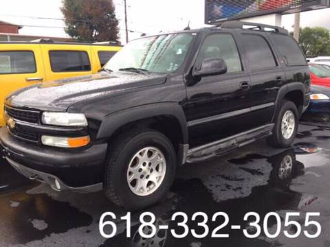 2005 Chevrolet Tahoe for sale in Cahokia, IL