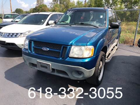 2001 Ford Explorer Sport Trac for sale in Cahokia, IL