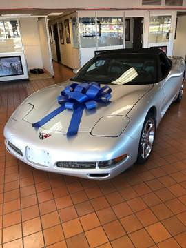 2001 Chevrolet Corvette for sale in Collinsville, IL