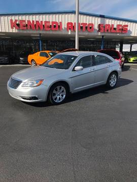 2012 Chrysler 200 for sale in Collinsville, IL