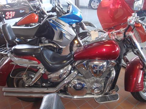 2005 Honda VTX for sale in Collinsville, IL