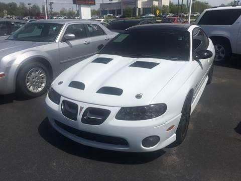 2005 Pontiac GTO for sale in Collinsville, IL