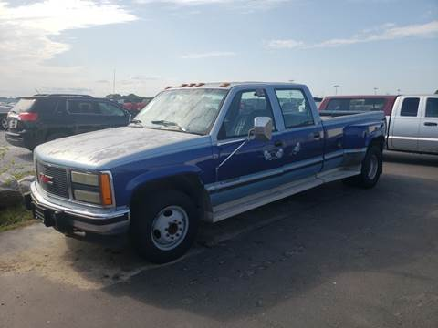 1992 GMC Sierra 3500 for sale in Collinsville, IL