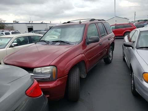 2007 Chevrolet TrailBlazer for sale in Collinsville, IL