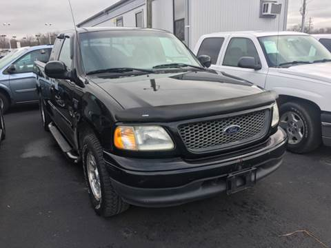 2001 Ford F-150 for sale in Collinsville, IL