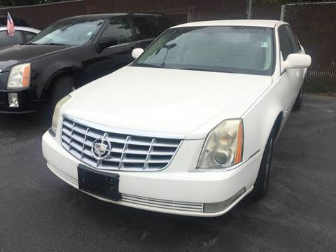 2007 Cadillac DTS for sale in Freeburg, IL