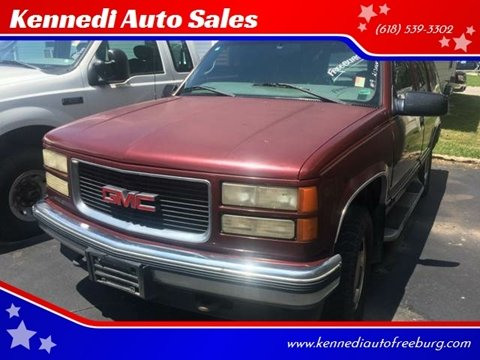 1999 GMC Yukon for sale in Freeburg, IL
