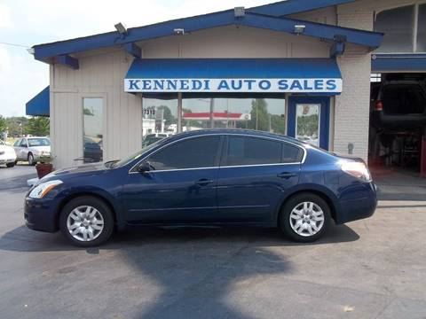 2011 Nissan Altima for sale in Belleville, IL