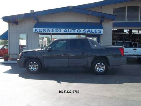 2002 Chevrolet Avalanche for sale in Belleville, IL