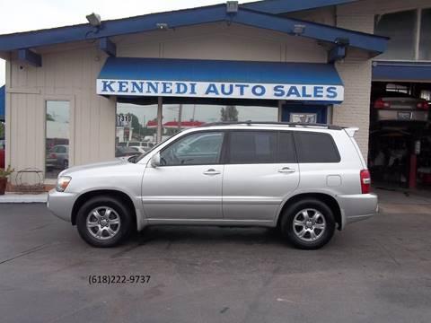 2007 Toyota Highlander for sale in Belleville, IL