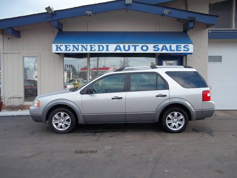 2006 ford freestyle se 4dr wagon in belleville il kennedi auto sales. Black Bedroom Furniture Sets. Home Design Ideas