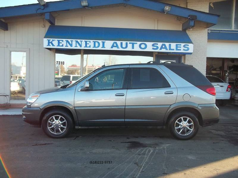 2004 buick rendezvous awd cx 4dr suv in belleville il kennedi auto sales. Black Bedroom Furniture Sets. Home Design Ideas