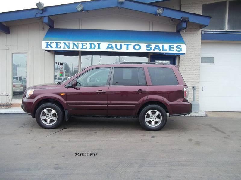 Kennedi Auto Sales >> 2007 Honda Pilot EX-L 4dr SUV 4WD w/Navi In Belleville IL ...