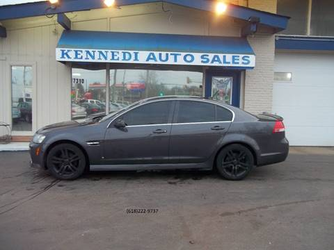 2008 Pontiac G8 for sale in Belleville, IL