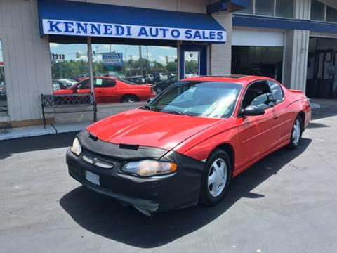 2001 Chevrolet Monte Carlo for sale in Belleville, IL